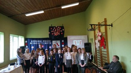 X Jubileuszowy Gminny Konkurs Pieśni Patriotycznych