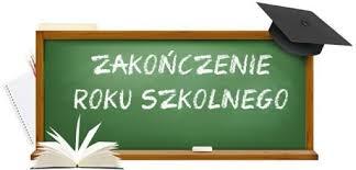Koniec roku szkolnego 2019/2020