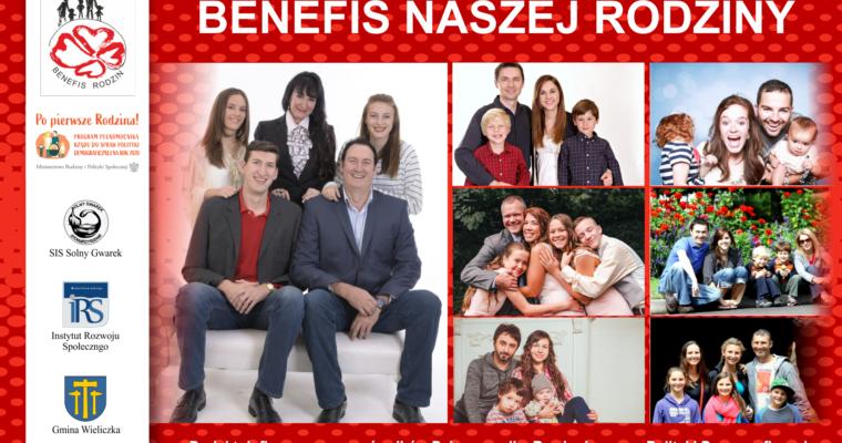 """Spotkanie dla rodziców z inicjatorami kampanii """"Benefis Naszej Rodziny"""""""